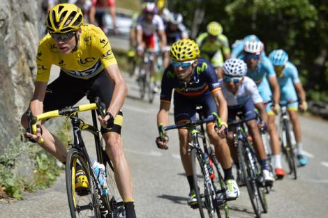 Chris Froome Tour de France 2015