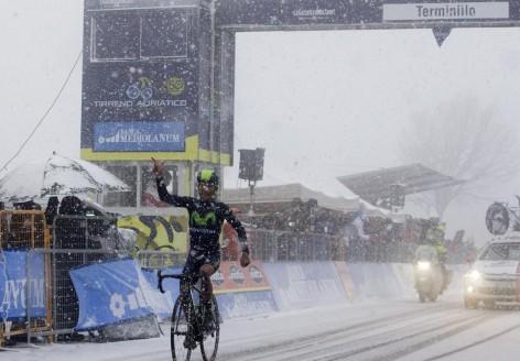 Nairo Quintana Tirreno
