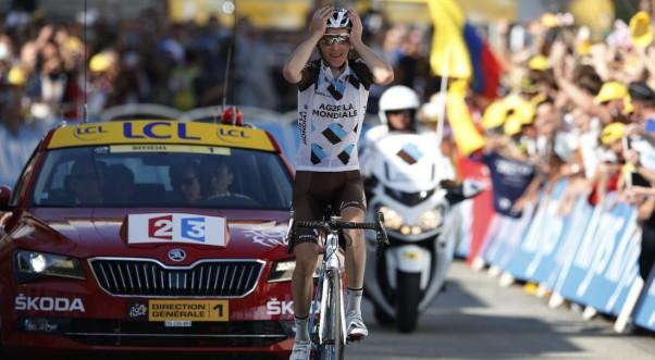 Romain Bardet Tour
