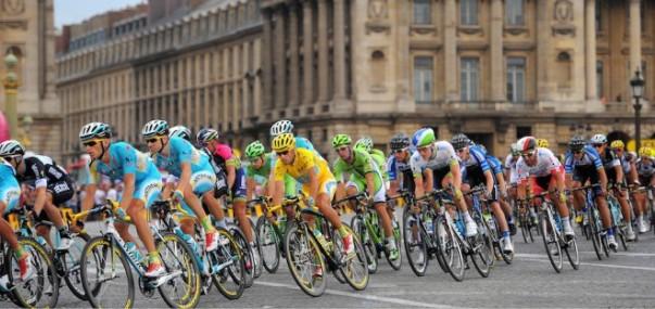 Tour de France Champs 2014