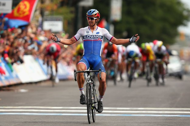 Peter Sagan World Champion
