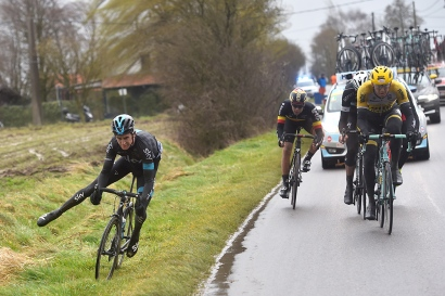 Cycling: 77th Gent - Wevelgem 2015