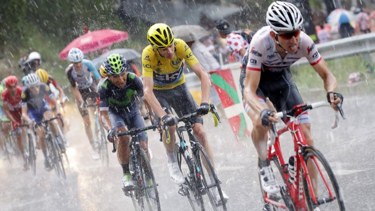 Mollema Froome Porte