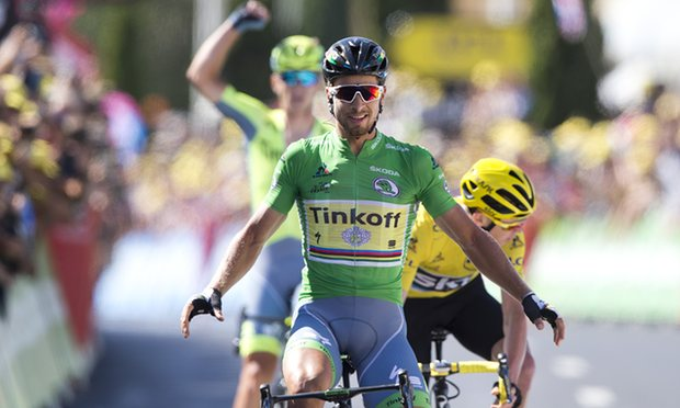 Sagan Froome Tour 2016