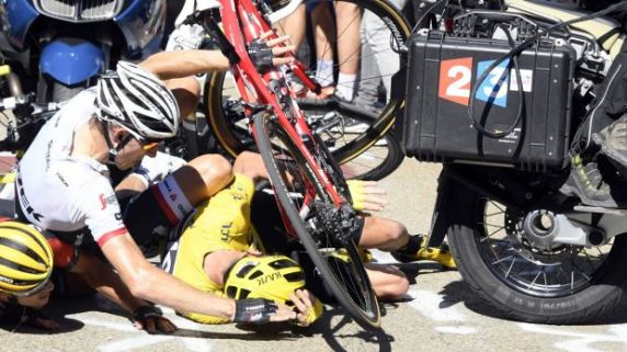 Ventoux crash