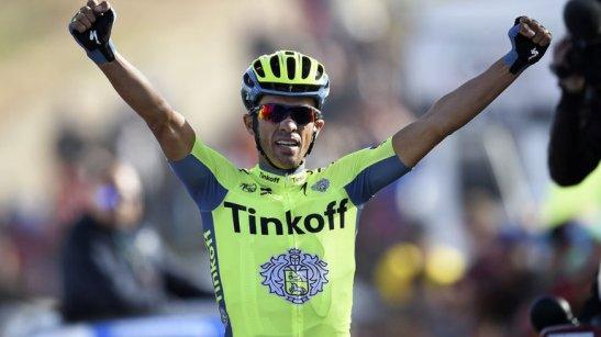 Contador Vuelta