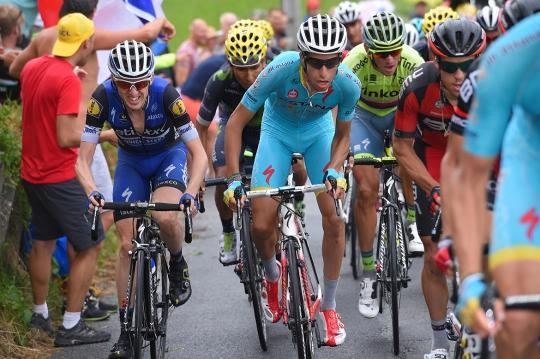 2016 Tour de France, stage 19: Martin and Aru