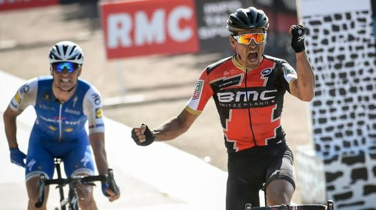 Roubaix 2017 Sprint