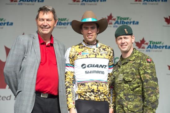 Tour of Alberta, 2014