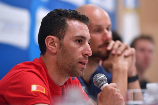 Nibali Interview