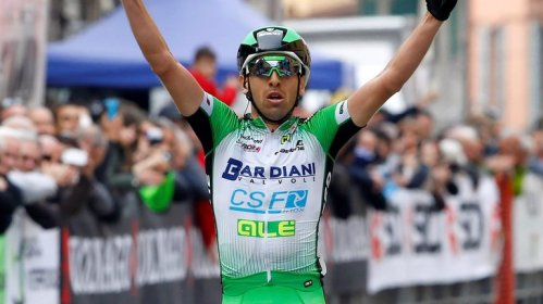 Pirazzi Giro Win