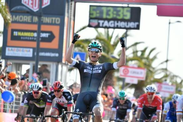 Postlberger Giro Stage 1