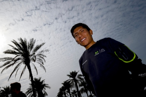Quintana Interview