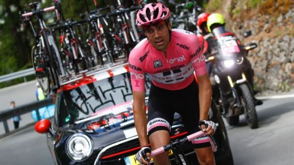 Tom Dumoulin Stage 16