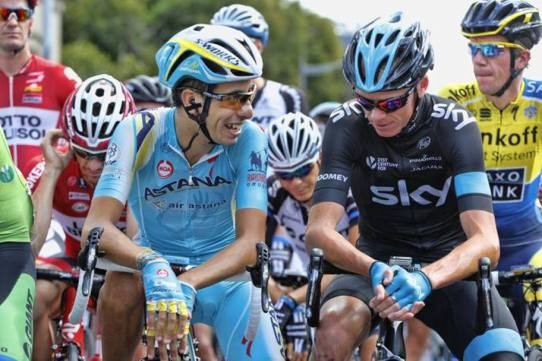 Aru Froome