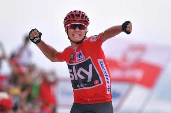 Froome Stage 9