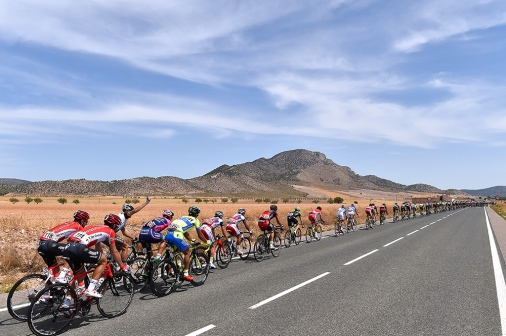 Cycling: 70th Tour of Spain 2015 / Stage 8