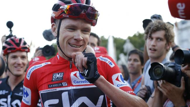 Froome 2017