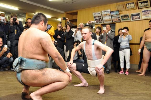 Japan Criterium - Sumo Wrestling