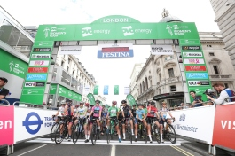 The Ovo Energy Women's Tour of Britain Stage 5 - The London Stage