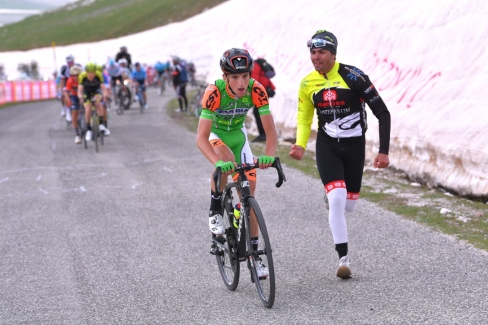 Cycling: 101th Tour of Italy 2018 / Stage 9